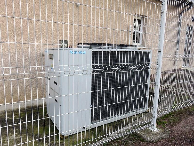 pompes à chaleurs air / eau